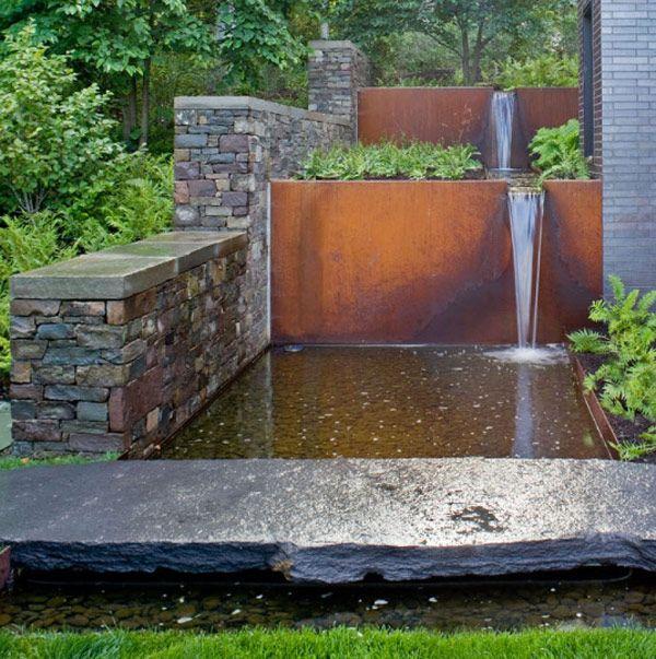 Modern Landscape Architecture Design: Modern Landscape Architecture By Wagner Hodgson