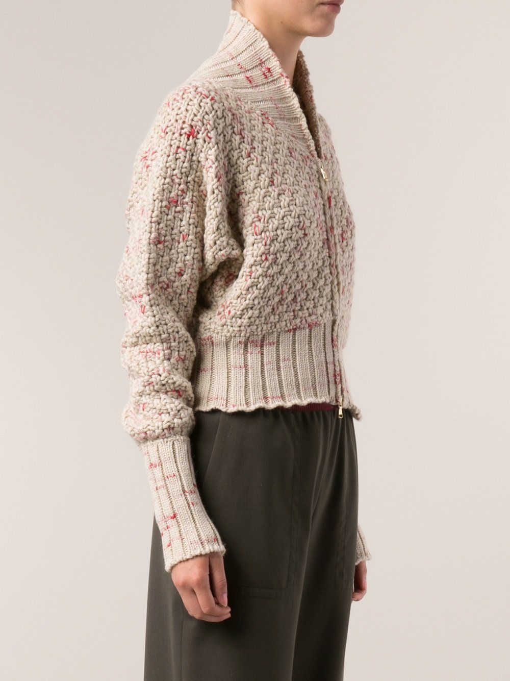 Vivienne Westwood Anglomania  'Guide' cardigan