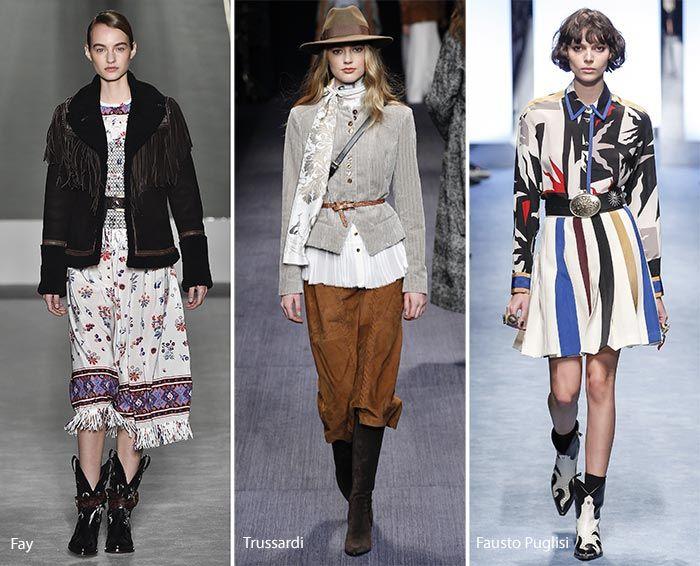 Fall/ Winter 2016-2017 Fashion Trends | Inverno 2016 ...