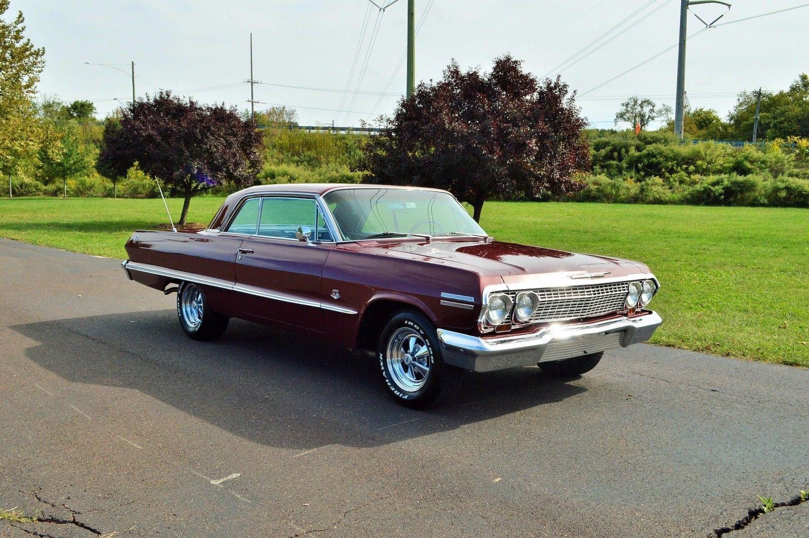 2018 chevrolet impala convertible. fine chevrolet nice great 1963 chevrolet impala ss chevy impala 409 numbers matching  rare options car truck in 2018 chevrolet impala convertible