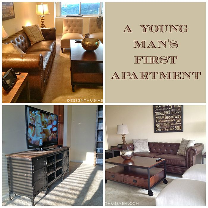 The Bachelor Pad Inspiring Apartment Living Room Ideas College