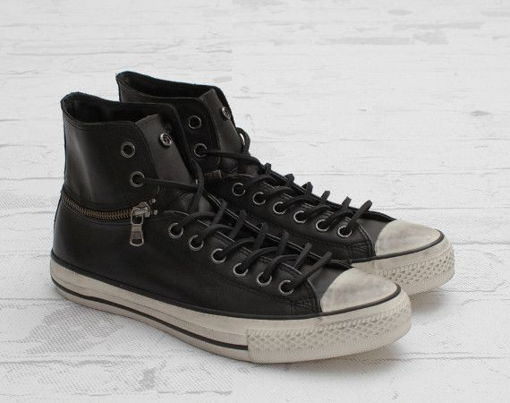 389b1baccf41 CONVERSE by John Varvatos Chuck Taylor All Star Zip Hi