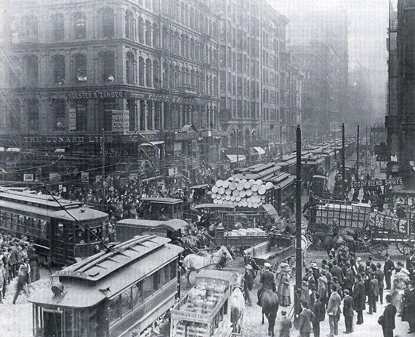 Dearborn 1909, Chicago.