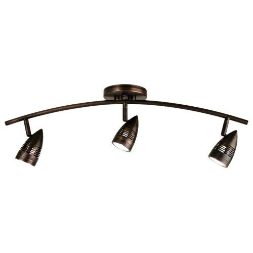 Celestial 3-Light Oil Rubbed Bronze Track Lighting Kit with Directional Heads  sc 1 st  Pinterest & Celestial 3-Light Oil Rubbed Bronze Track Lighting Kit with ...