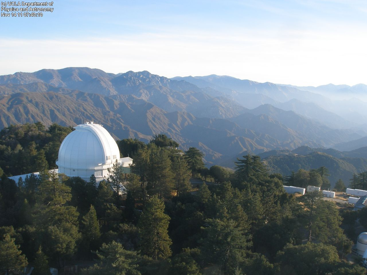 Mt Wilson 150 Foot Solar Tower Current Towercam Image Hike Adventure Places To Go Vacation Spots
