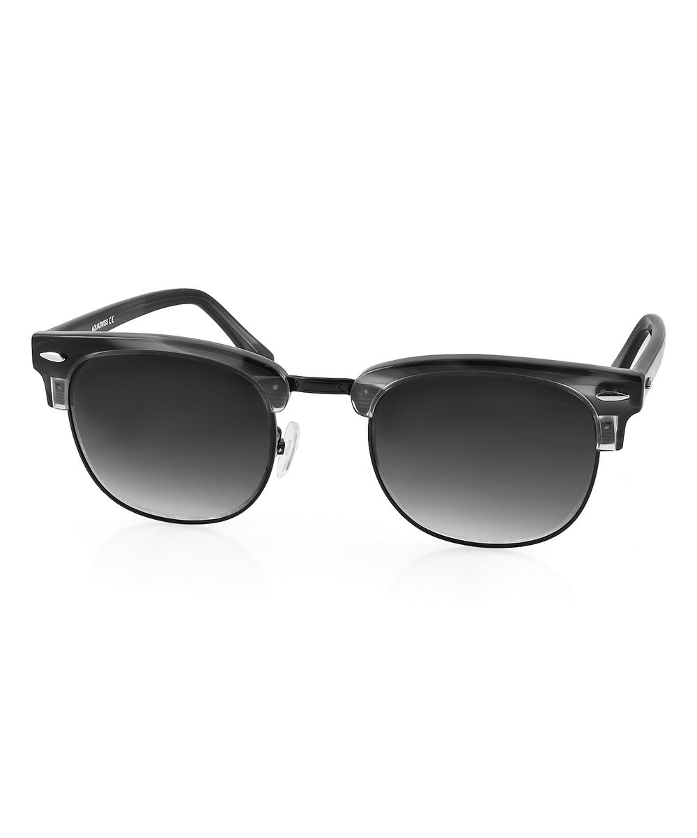 Gray Milo Sunglasses