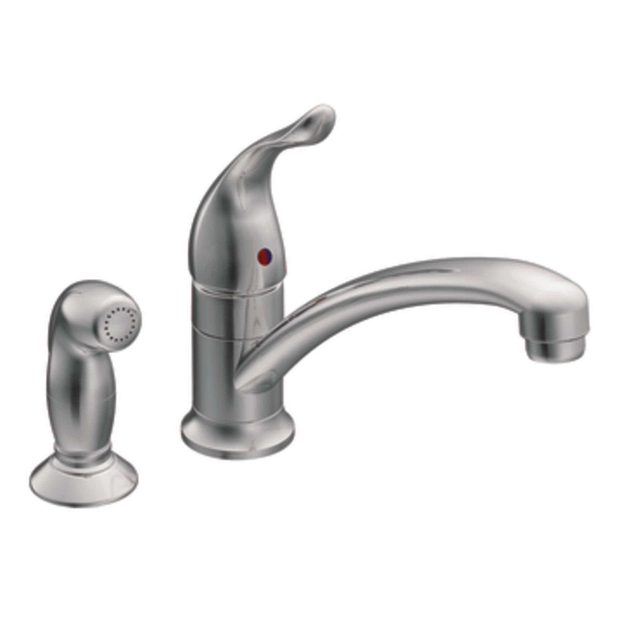 Chateau Series Single Handle Kitchen Faucet Click To Enlarge Awesome Single Handle Kitchen Faucet Inspiration Design