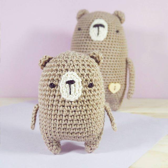principe_del_crochet | proyectos | Pinterest | Osos, Artesanía y ...