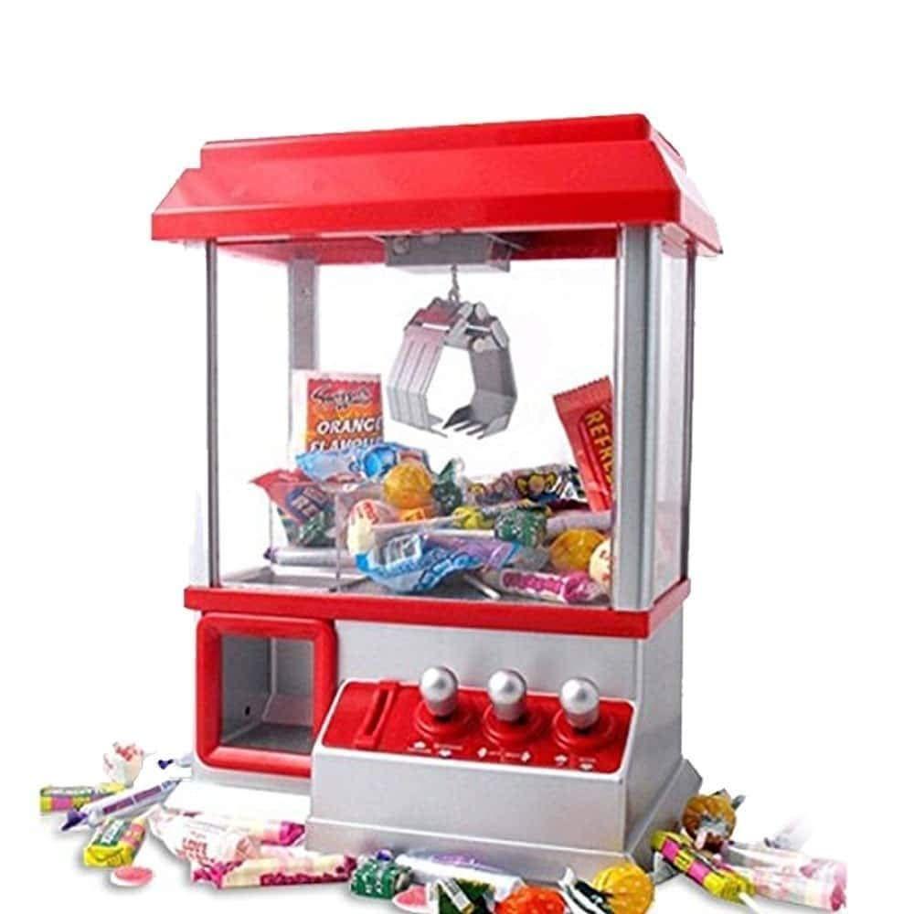 Gadgy Gadgets Candy Grabber Machine à Pince Attrape Bonbons Amazon Fr Jeux Et Jouets Machine à Bonbon Distributeur De Bonbons Idée Cadeau Original