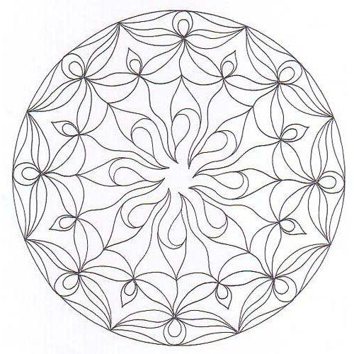 Spiritual Mandalas / Meditative Coloring Books for Adults
