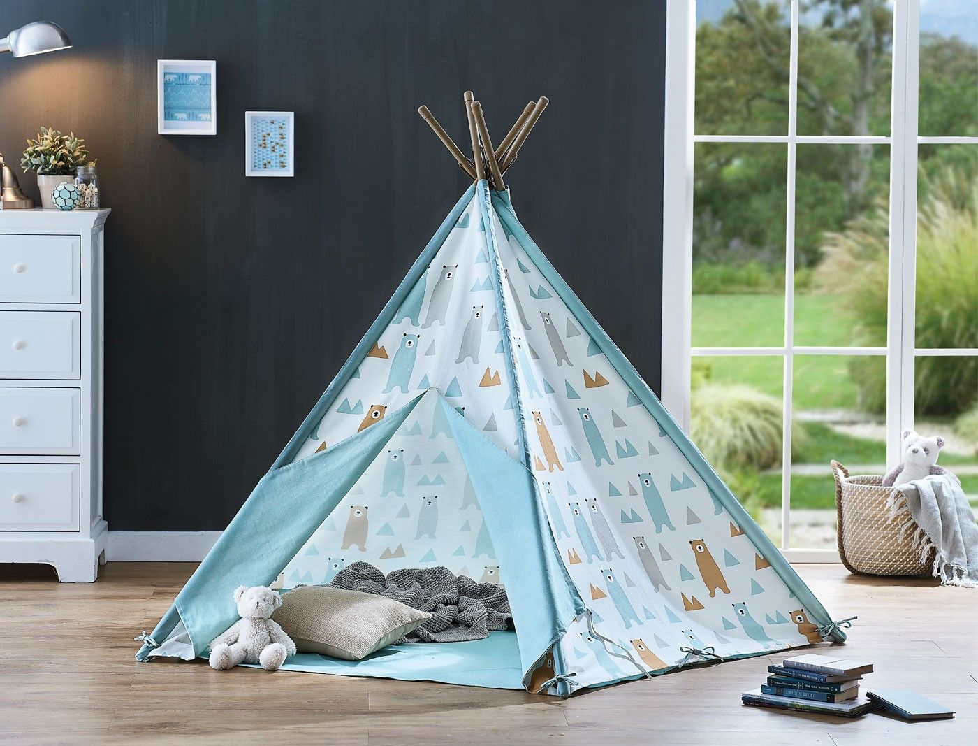BEAR BROTHERS TENT - MULTI | Things for the kids | Pinterest | Tents ...
