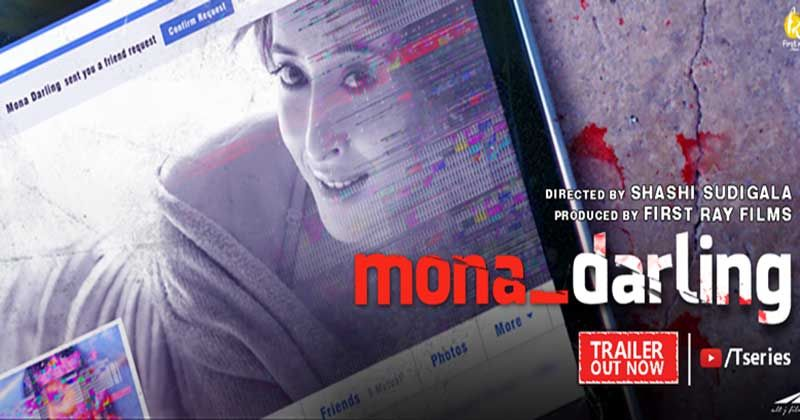 Mona_Darling Movie Wiki Mona Darling (2017) is an Indian bollywood Thriller  Movie which is