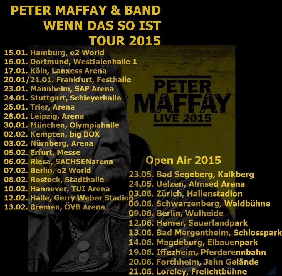 Tour 2015