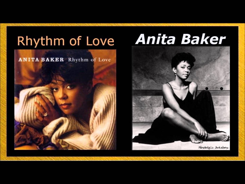 Anita Baker Look Of Love The Soul Songs Looking For Love Anita