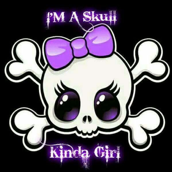 I'm A Skull Kinda Girl