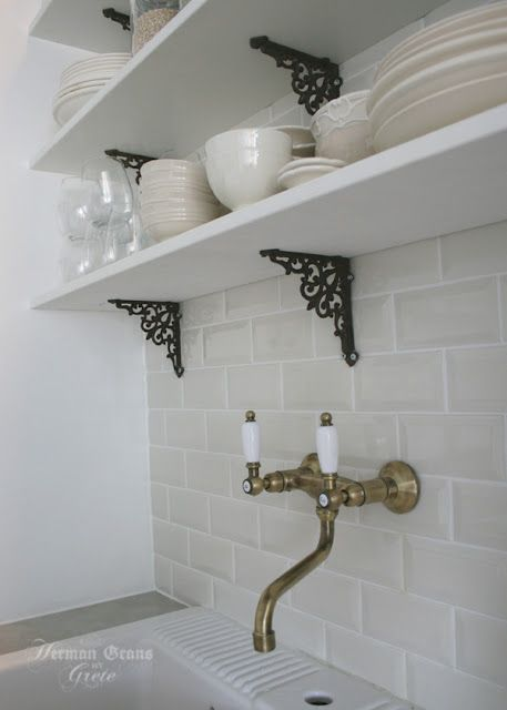 Tile and faucets