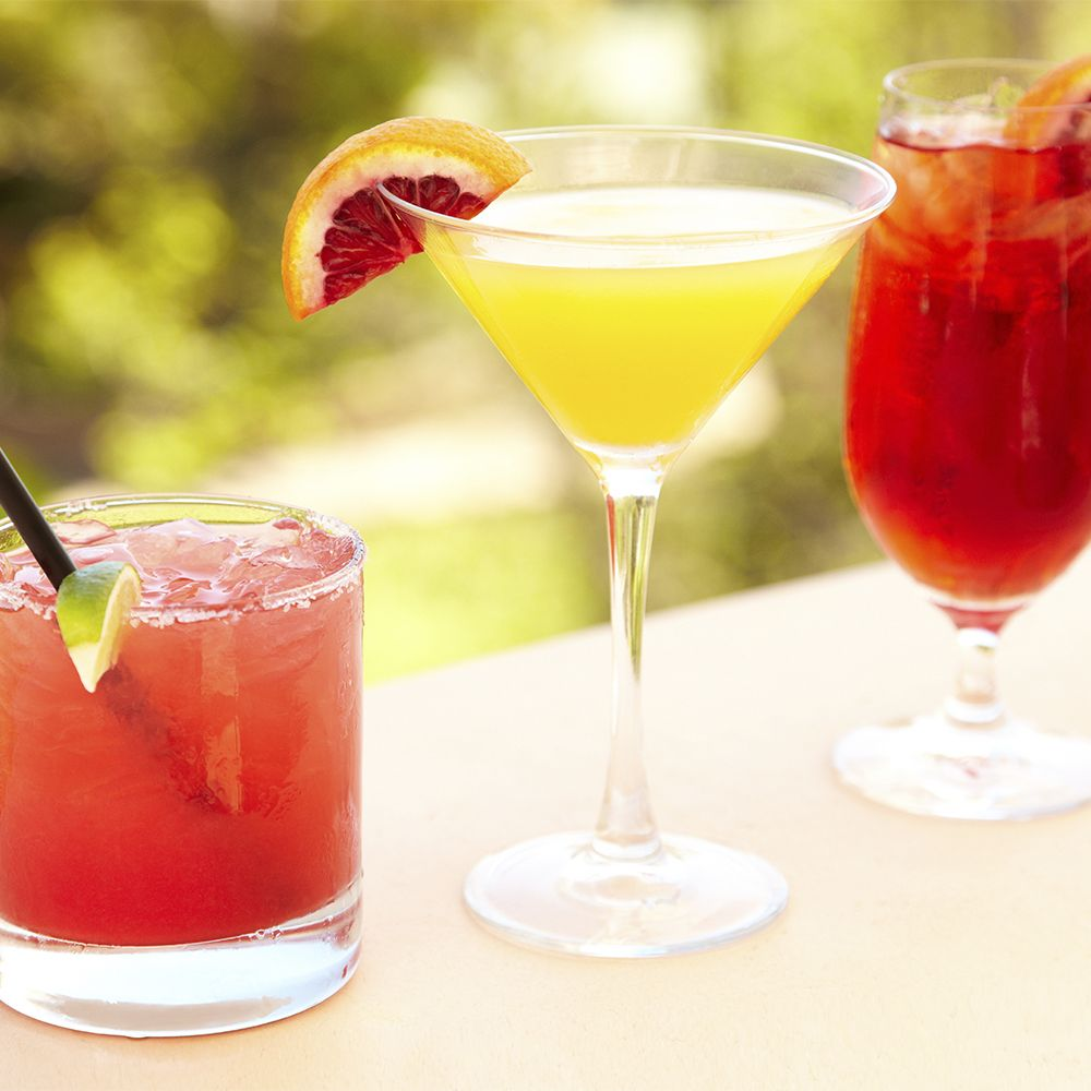 Tropical Drinks, Fruity Cocktails