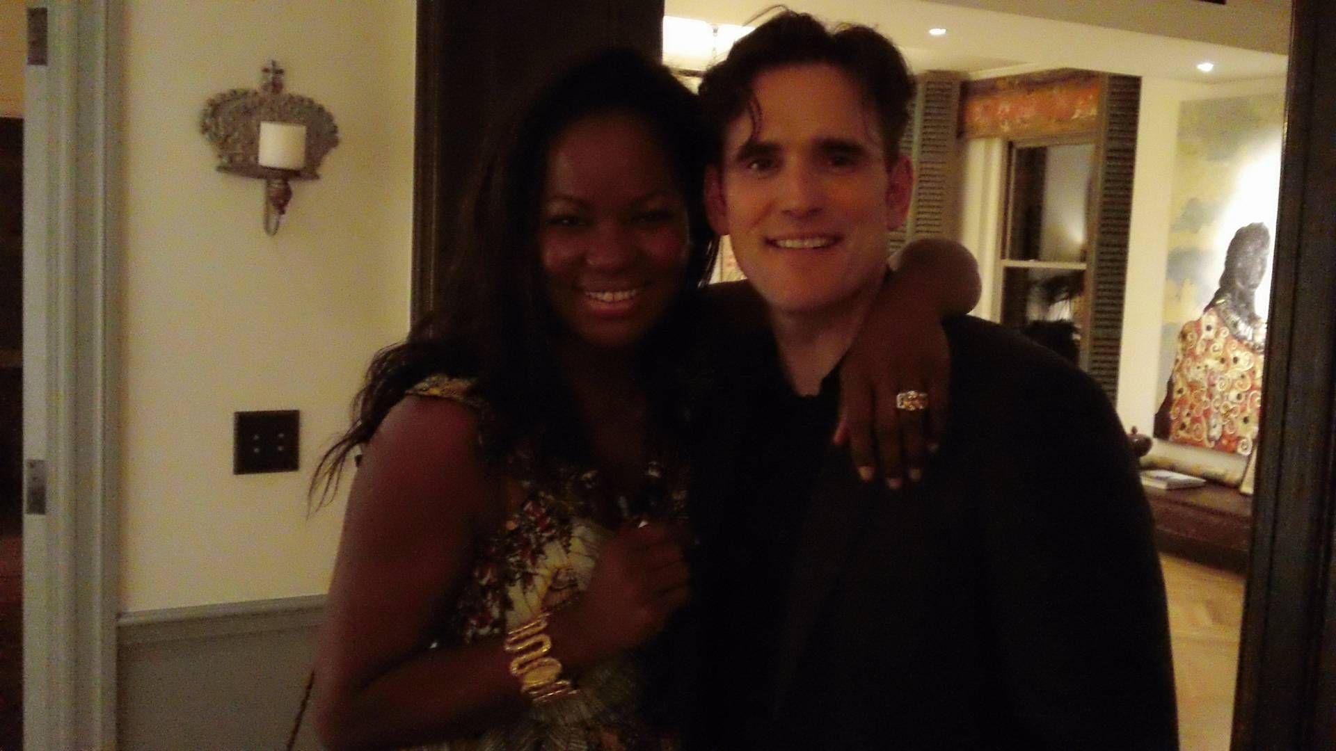 MacDella's and her confidant Matt of a decade. Service