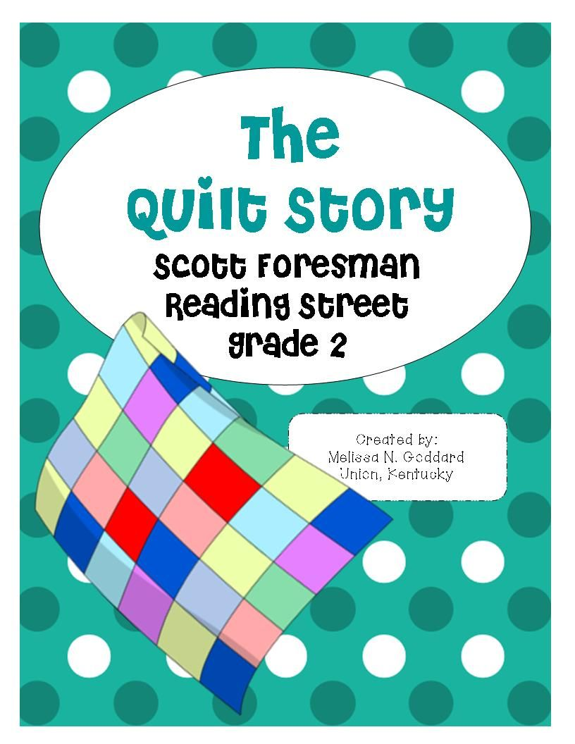 Workbooks scott foresman social studies workbook answers 5th grade : The Quilt Story : Reading Street: Grade 2 | Reading street ...