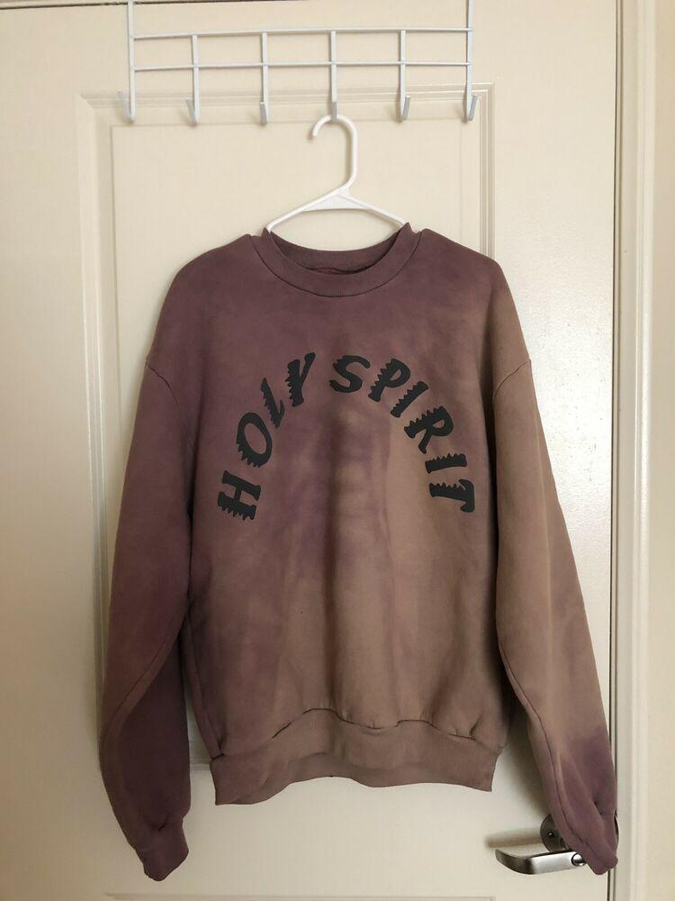 New Kanye West Yeezus Coachella Sunday Service Exclusive Merch Sweater Size M Fashion Clothing Shoe Kanye West Yeezus New Kanye Pullover Sweater Sweatshirts