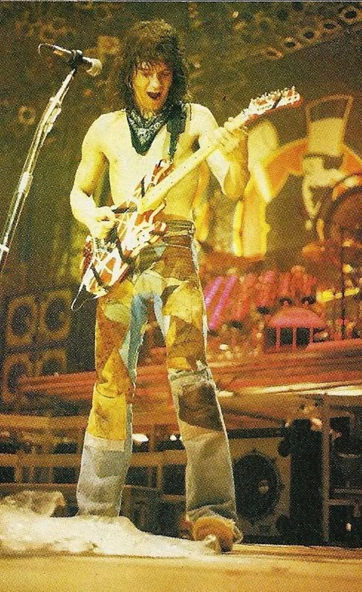 Hair Metal Diaries Photo Van Halen Alex Van Halen Eddie Van Halen