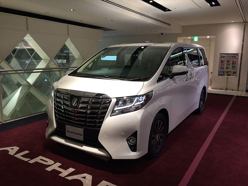 Sales Toyota Toraja Utara Toyota Alphard Toyota Automobile Industry