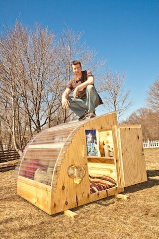Ingenious Homeless Shelters Made From Repurposed Materials Mini Cabins Play Houses Homeless Shelter