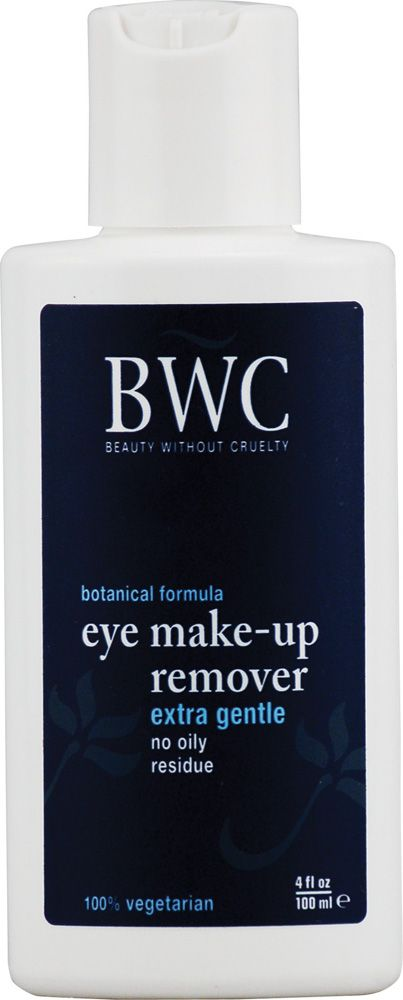Beauty Without Cruelty Eye And Face Makeup Remover Extra Gentle 4 Fl Oz Beauty Without Cruelty Diy Makeup Remover Face Makeup Remover