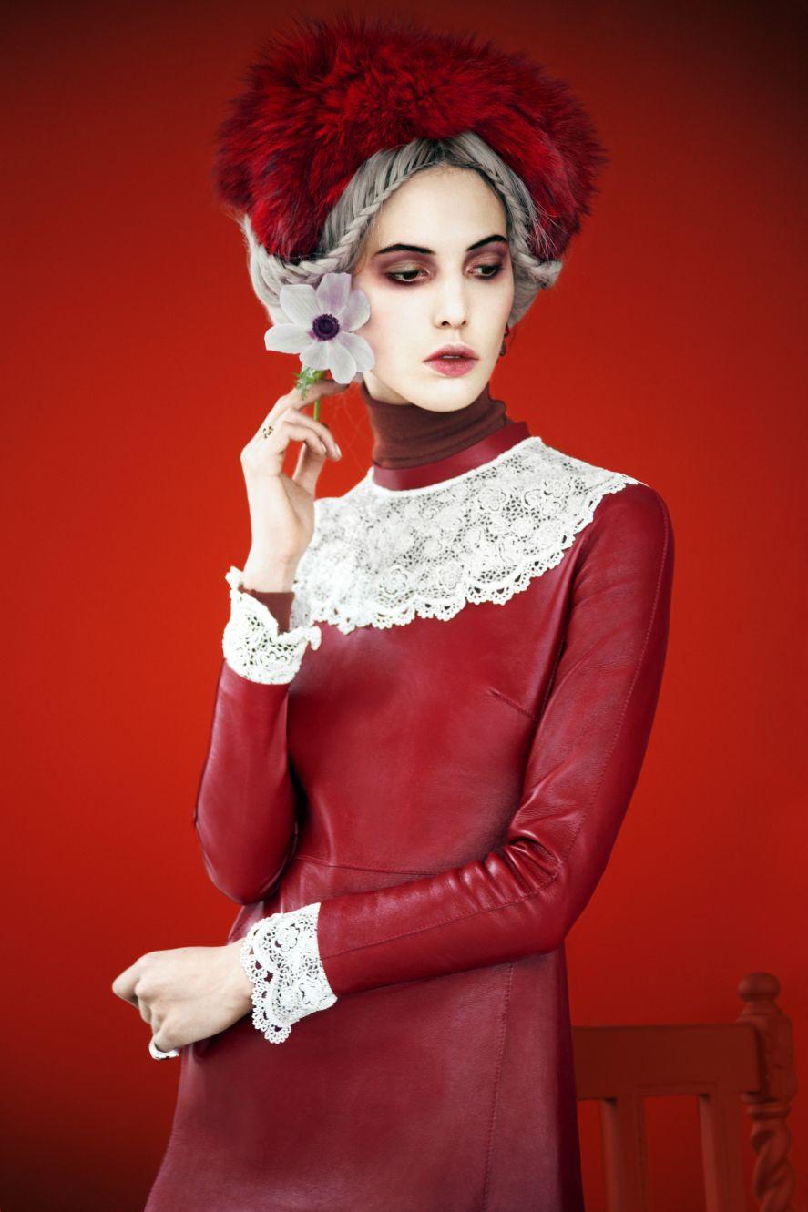 Ruby Aldridge by Erik Madigan Heck for Harper's Bazaar Russia November 2013 10