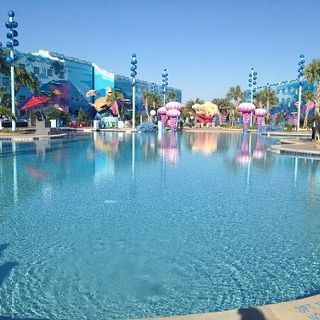 Finding Nemo Pool - Art of Animation Resort