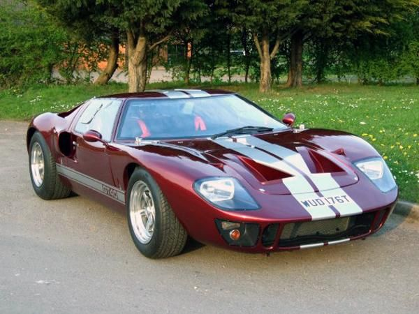 Ford Gt Kit Car Ford Gt Kit Car Manufacturers Ford Gt Replica Manufacturers