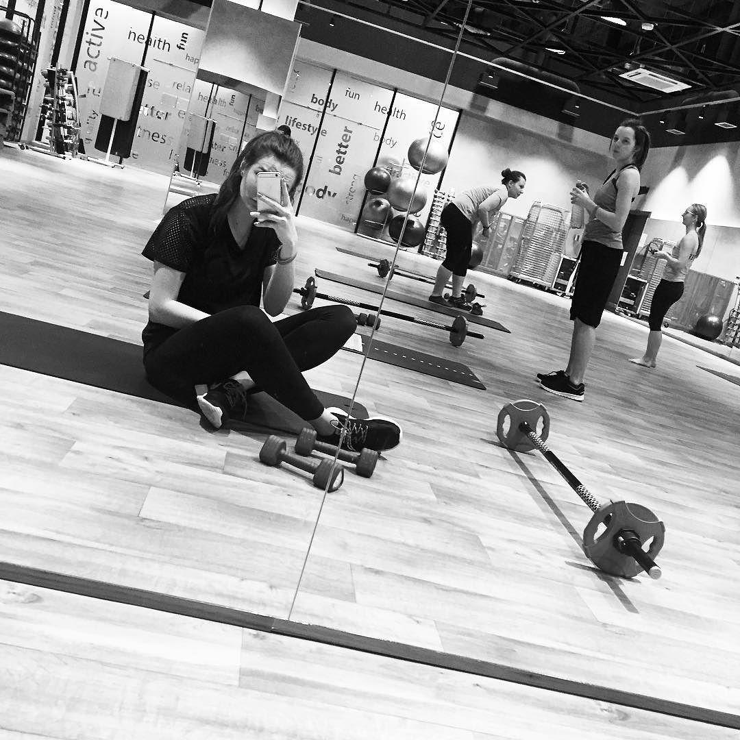 dáváme si do těla  řeknu Vám cejtila jsem svaly i ty o kterých jsem nevěděla že je mám   #fitness #czechgirl #girl #zalepsija #workout #VSCOcam #vsco by stastna.lin