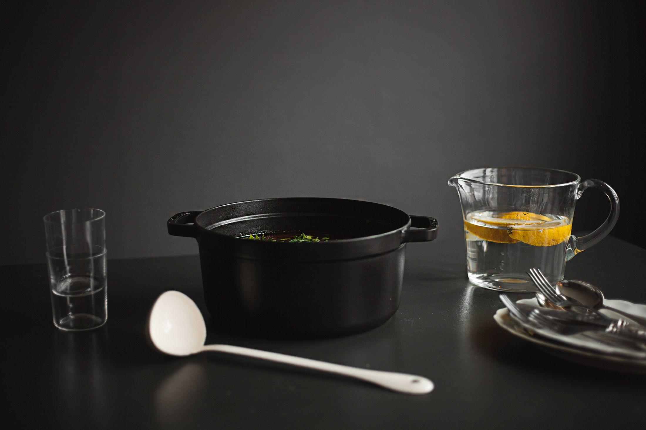Gryta 5,2 Liter  #staub #cocotte #gryta #chili