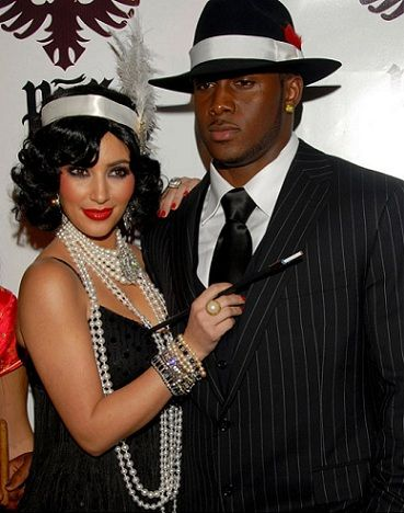 disfraces-parejas-famosos-kim-kardashian Hallowen Disfras - celebrity couples halloween costume ideas