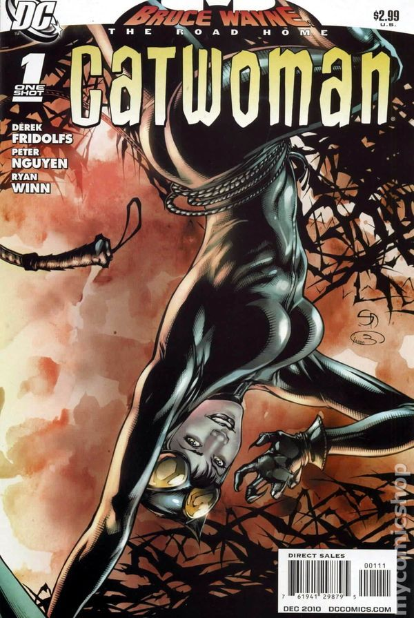 Book Cover Art Database : Catwoman comic book covers google search art