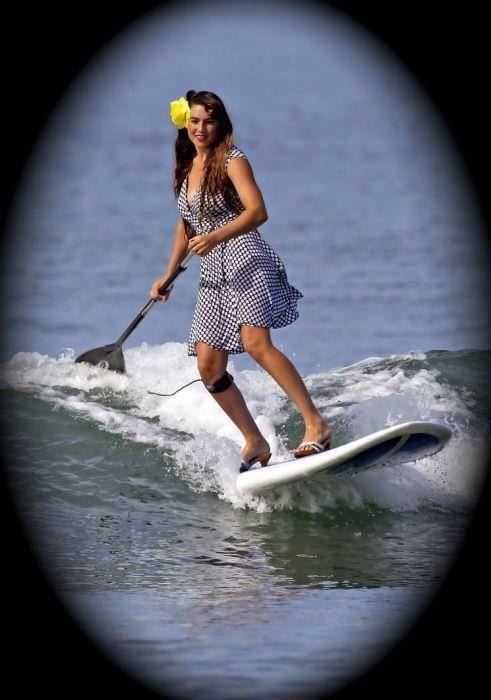 Stand Up Paddle Board Shirts SUP Florida Women