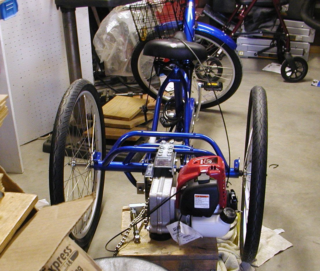 For Any Who May Be Interested In Putting Together A Motor Isted Bike Or Trike Description From Hstrial Rchambers Homestead