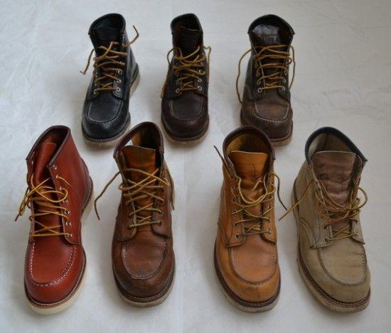 Red Wing shoes since 1905 usa LONG JOHN blog Matthijs van Meurs ...