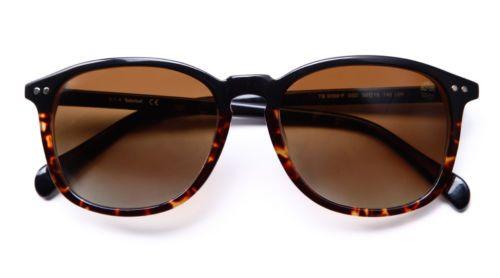 sporty glasses qbg0  Timberland Polarized Oval Wayfarer Sunglasses Mens Retro Sporty Eyewear