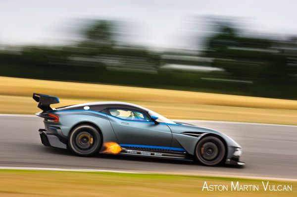 The Aston Martin Vulcan Engine 7 0 L Naturally Aspirated V12