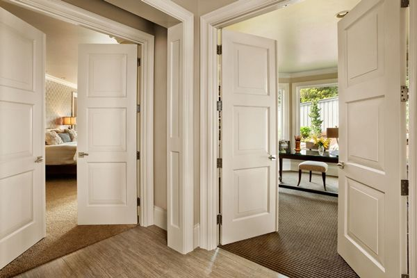 Replacing Your Interior Doors 4 Questions To Ask Contemporary