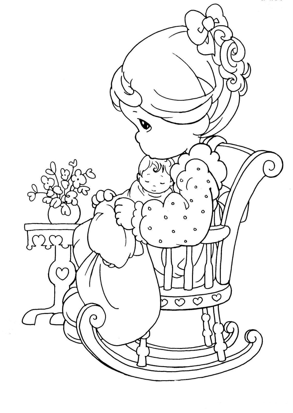 precious moments boy with dog coloring pages for kids coloring