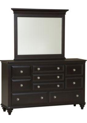 Bedrooms Panama Dresser Mirror Bedrooms Havertys