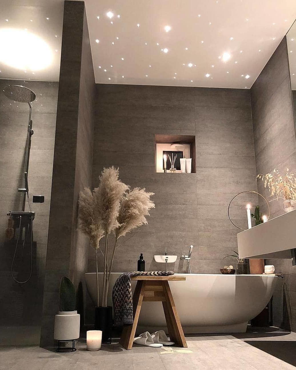 Homeinteriordaily What Do You Think Beautiful Bathroom Designed By Futurenord Modernes Badezimmer Badezimmer Dekor Badezimmer Renovieren