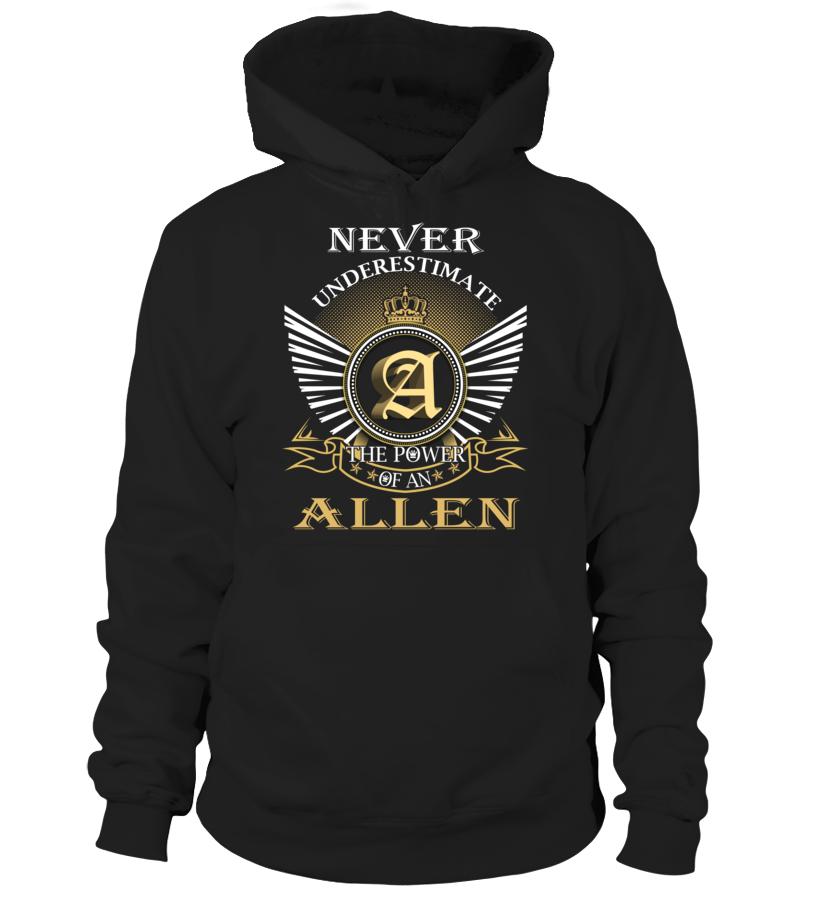 Never Underestimate the Power of an ALLEN