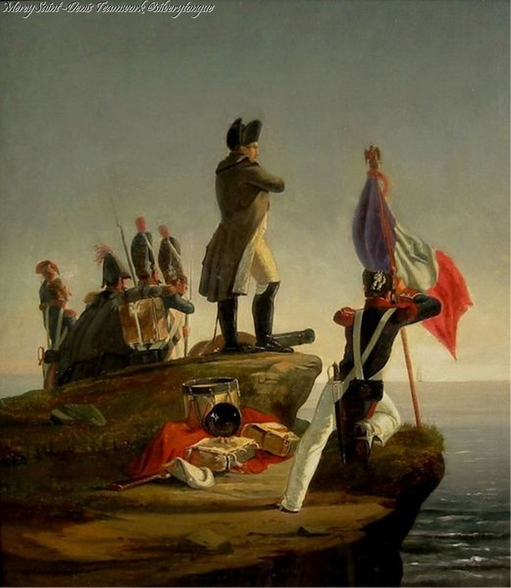 the legacy of napoleon bonaparte Pulling up the body would also reveal whether napoleon is missing his, uh, bonaparte if so, then dr lattimer could opt for a genetic authentication of his favorite objet trouvé continue reading.