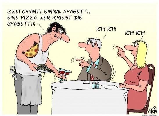 Juli Stein. Essen lustig witzig Bild Bilder Spruch Sprüche ...