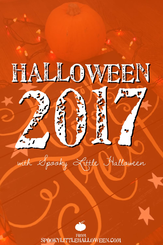 Celebrate Halloween 2017 with me! | Halloween 2017 and Halloween ideas