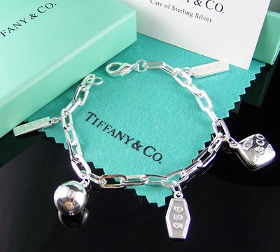 Tiffanys Charm Bracelet Google Search Tiffany Bracelets Jewelry Friendship Sparkles