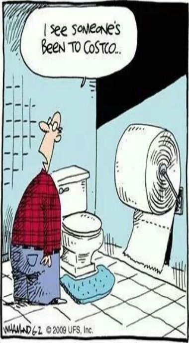Toilet Paper Humor Hilarious Laughing